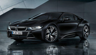 BMW-i8-Sportversion