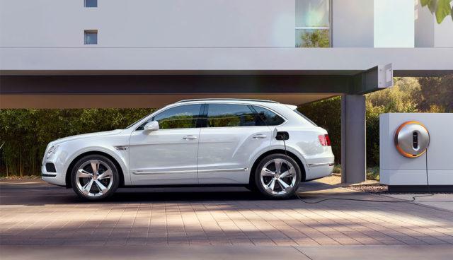 Bentley-Elektroauto