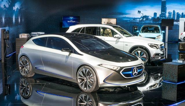 Daimler: Elektroautos erst 2025 so profitabel wie Verbrenner