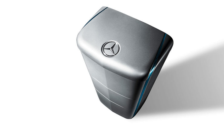 Daimler-Mercedes-Heimspeicher