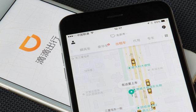 Carsharing-Anbieter DiDi peilt 10 Millionen Elektroautos bis 2028 an