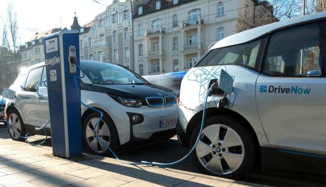 DriveNow-Elektroauto-Carsharing