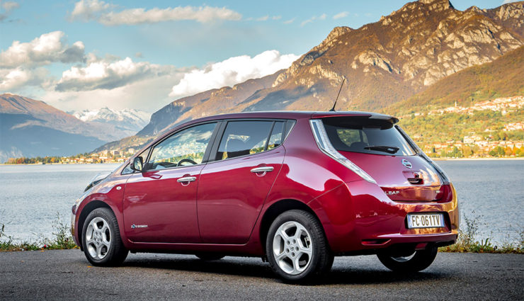 Elektroauto-Batterie-Haltbarkeit