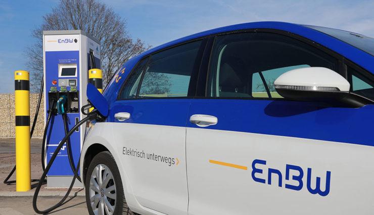 Baden-Württemberg: Neues Elektroauto-Ladenetz nimmt Form an