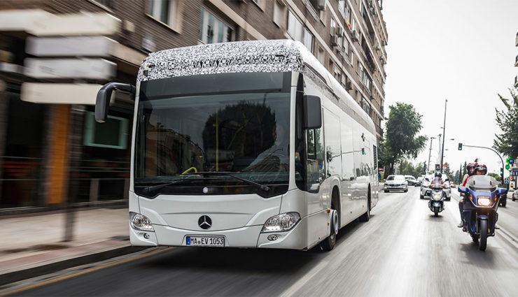 Hamburger Hochbahn setzt auf Elektrobusse