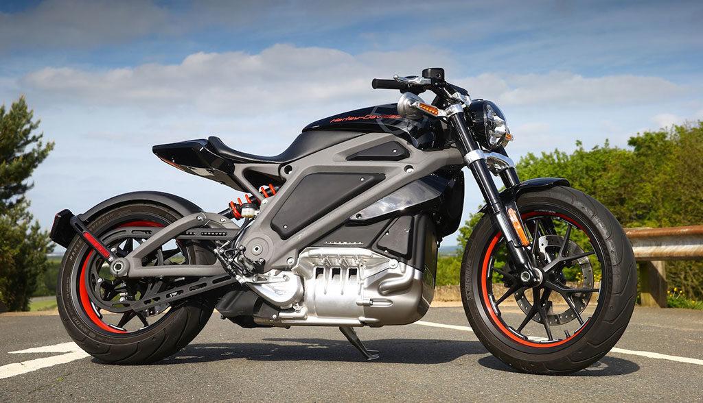 Harley-Davidson-Elektromotorrad-LiveWire
