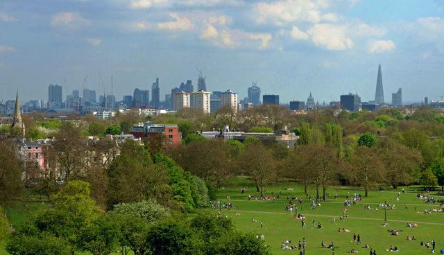 """London will """"weltweit grünste Stadt"""" werden"""