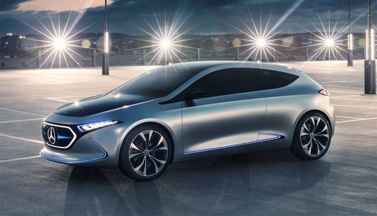 Mercedes-Benz: 500 Millionen für Elektroauto-Fertigung im Werk Hambach
