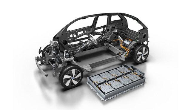Merkel will europäische Batteriezellfertigung