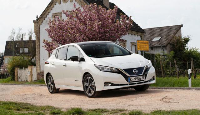 Nissan setzt in Europa künftig auf Hybrid- und Elektroautos statt Diesel