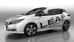 Nissan zeigt Kompakt-Stromer LEAF als Cabrio