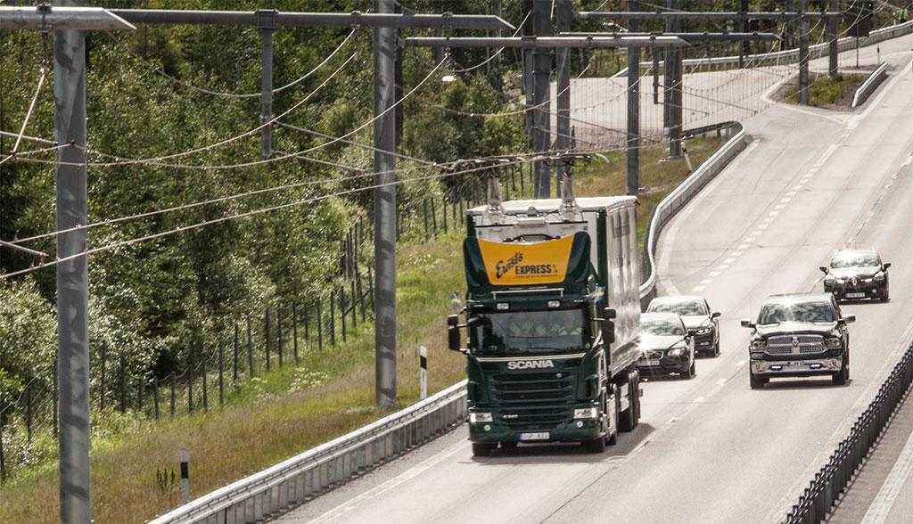 Pilotprojekt zur Elektrifizierung schwerer Lkw kann starten ...