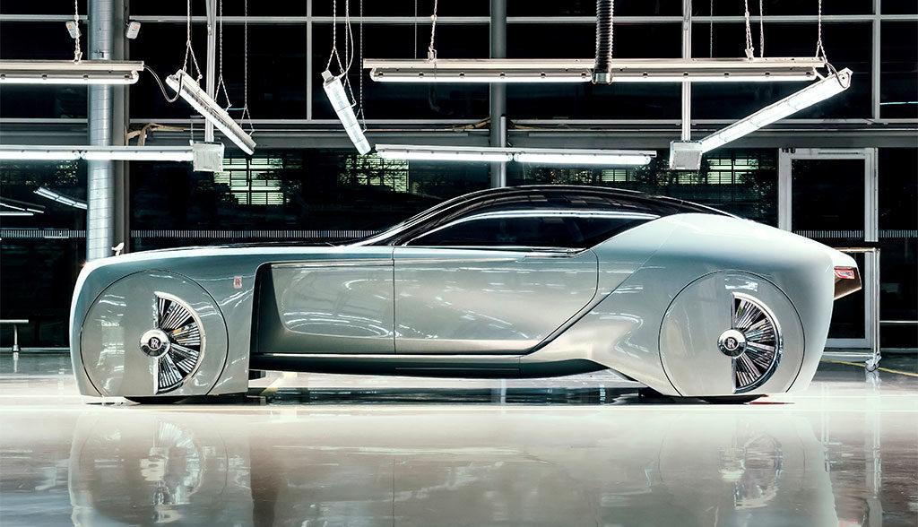 Rolls-Royce-Elektroauto