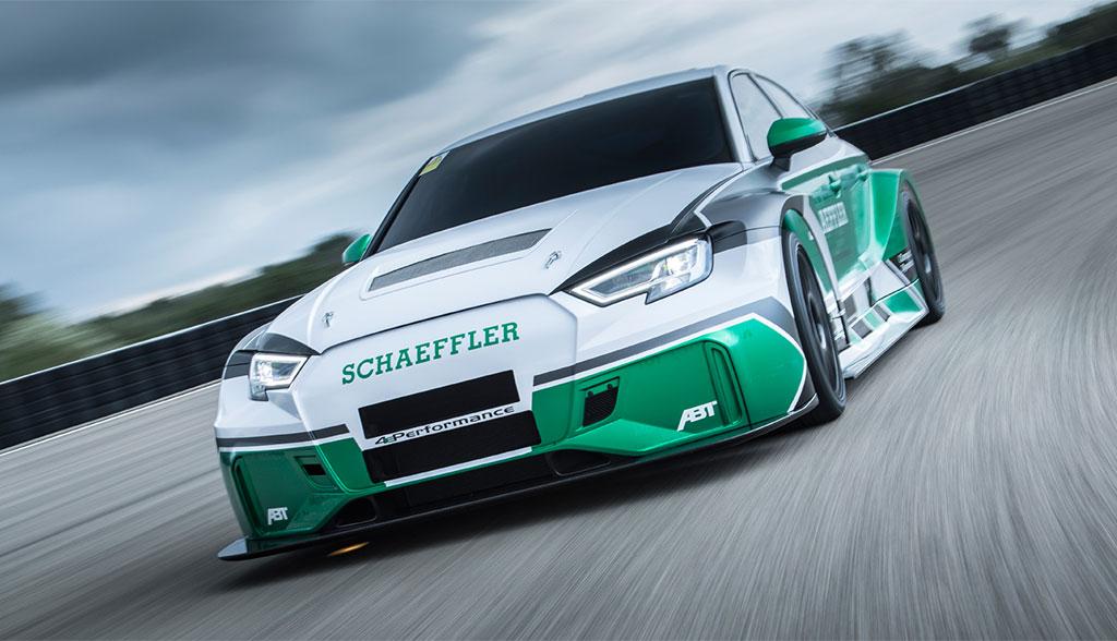 Schaeffler baut Elektroauto mit Formel-E-Motoren (Video) - ecomento.de