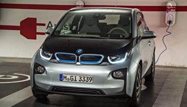 Sixt-Elektroauto