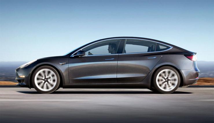 Tesla Model 3: Elon Musk verspricht bessere Bremsen