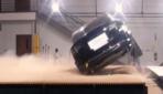 Dank Batterie im Fahrzeugboden: Tesla Model X extrem überschlagssicher