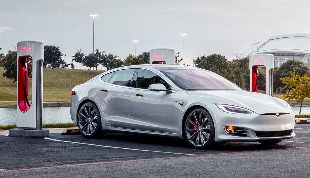 Tesla-Supercharger-Ladeleistung