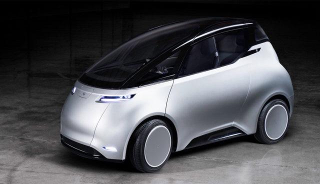 Uniti-One-Elektroauto