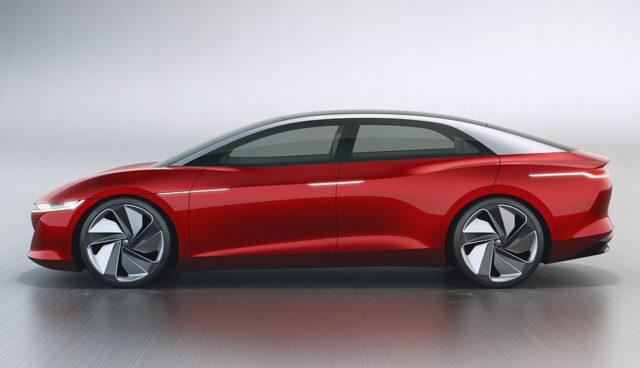 VW-Elektroauto-Limousine