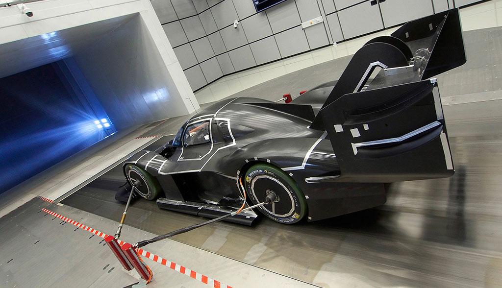VW I.D.-R-Pikes-Peak-Entwicklung