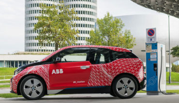 ABB-Elektroauto