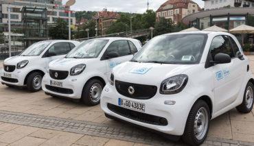 Car2Go-Stuttgart-Elektroauto