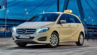 Elektroauto-Taxis-Deutschland