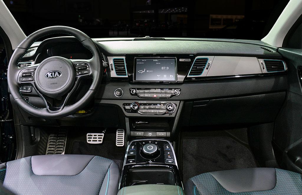 Kia Niro EV: Neue Details zum kompakten E-SUV