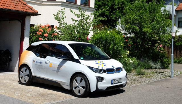 NetzeBEW–E-Mobility-Allee-Projekt