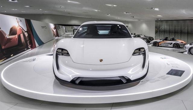 """Porsche: """"Wir setzen mit dem Mission E neue Maßstäbe"""""""