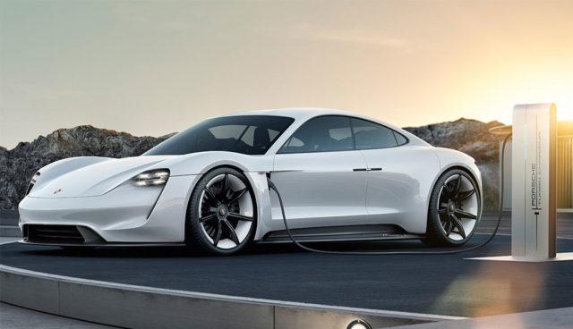 Porsches erstes Serien-Elektroauto heißt Taycan
