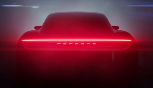Batterie-Sportwagen Taycan: Porsche zeigt Serien-Teaser