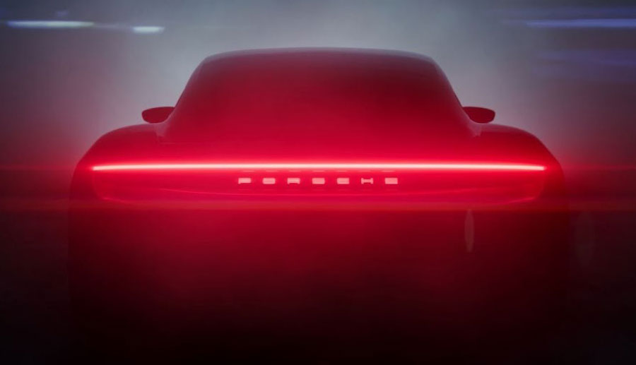 Porsche-Taycan-Teaser