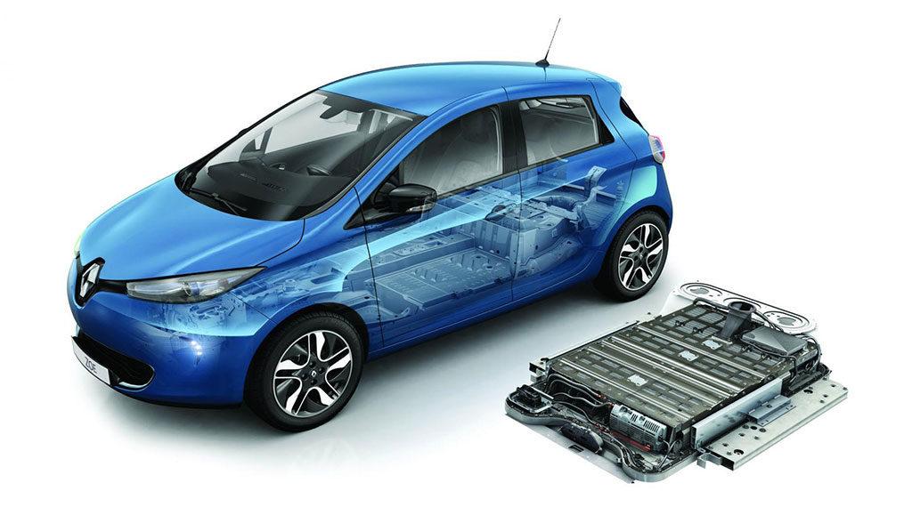Renault-Batteriekauf