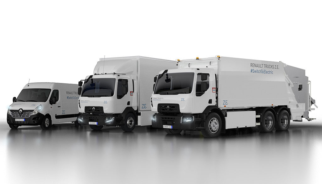 Renault-Elektro-Lkw-Trucks