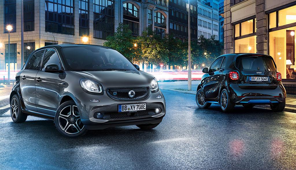 Smart-EQ-Elektroauto