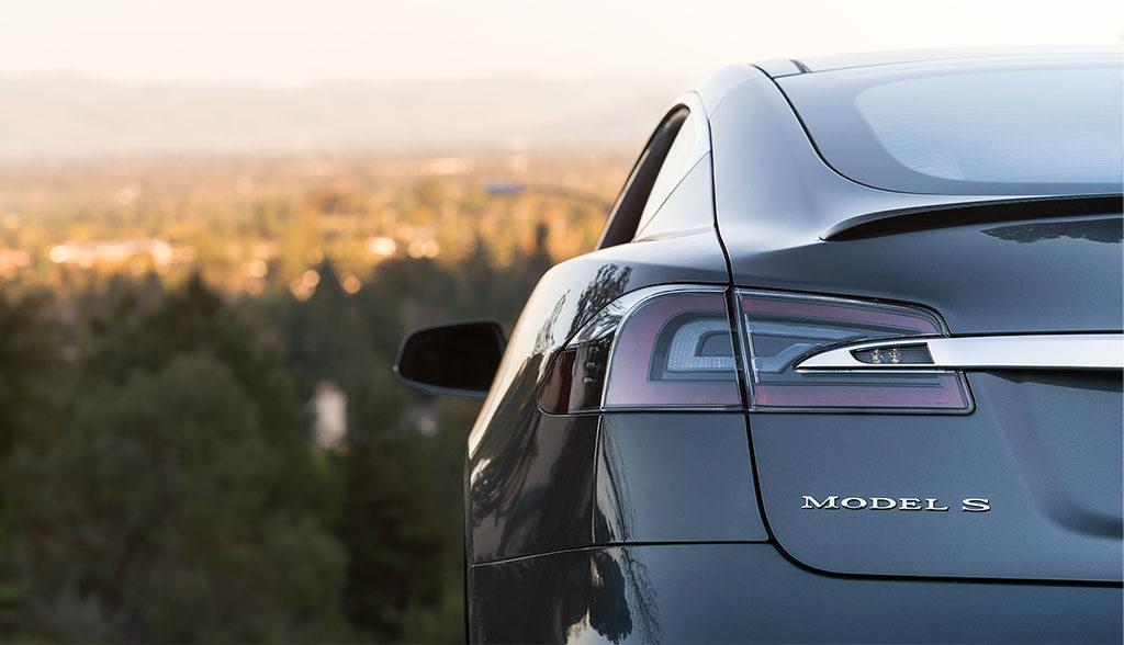 Tesla-Batteriebrand
