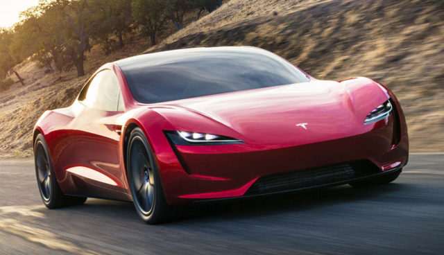 """Tesla: Neuer Roadster kommt mit Schubdüsen und """"Augmented Mode"""""""