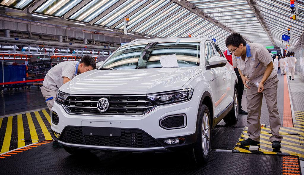 VW-Foshan-Elektroauto