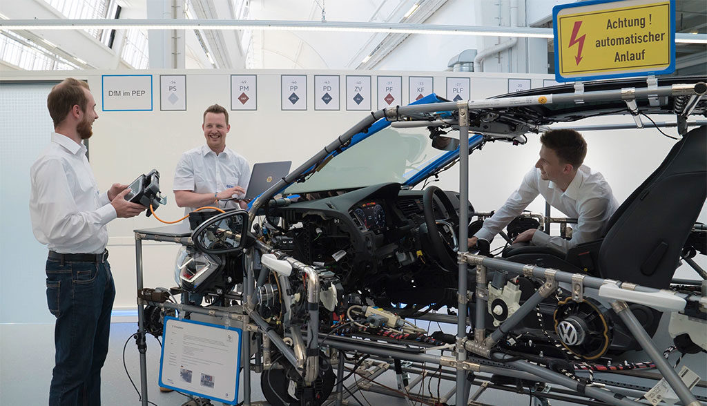 VW-ID-Elektroauto-Ausbildung