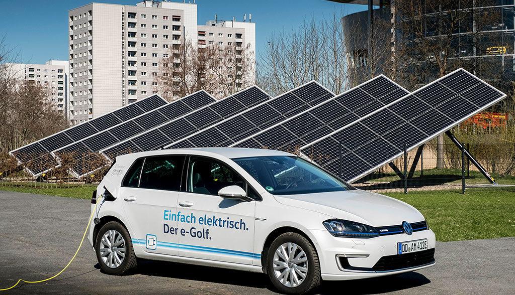 VW-Strafe-Elektroauto