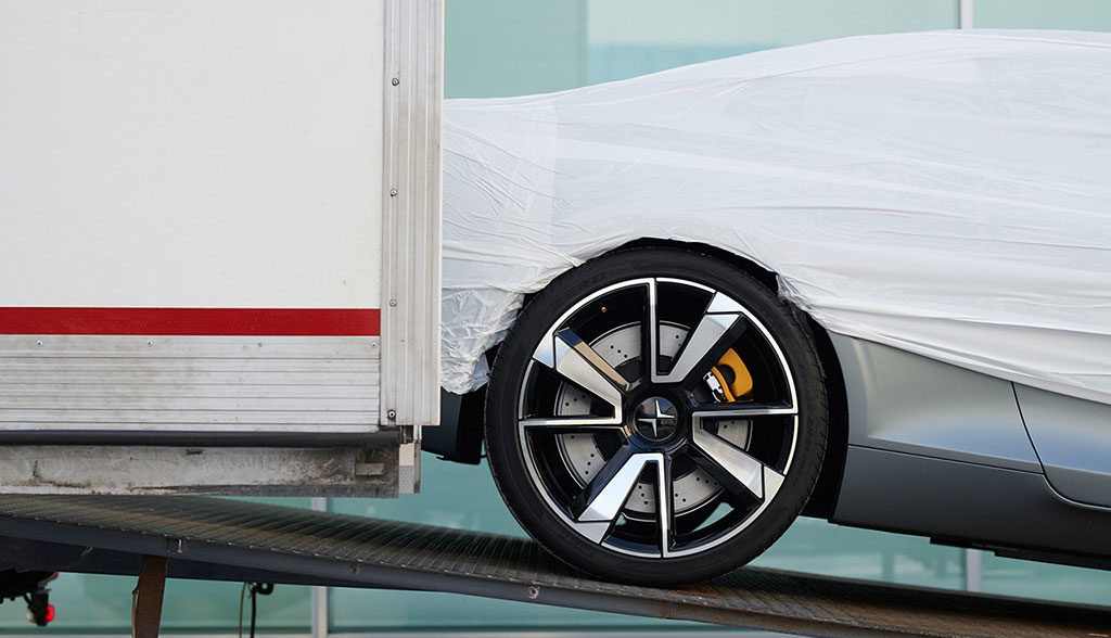 Volvo-Polestar-Elektroauto–Tesla