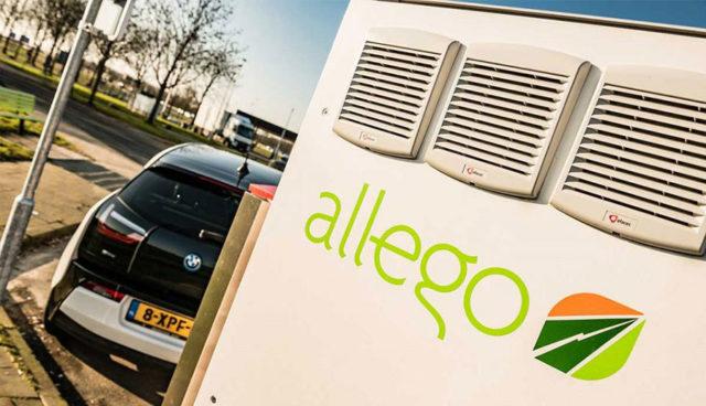Allego-Mega-E-Ladenetz-Elektroauto