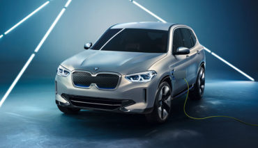 BMW-Elektroauto-China