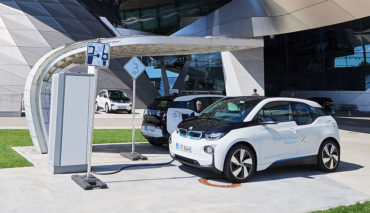 BMW-Elektroauto-Vehicle-to-Grid