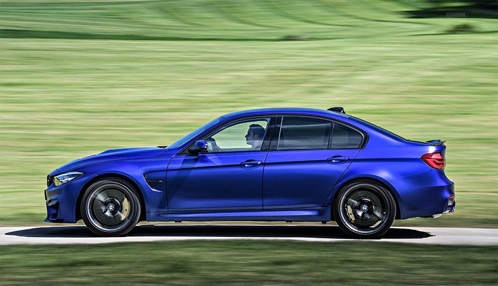 BMW-M-Elektroauto