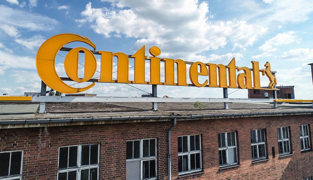 Continental-Batteriezellfertigung