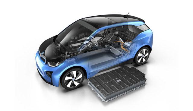 Elektroauto-Batteriezellen