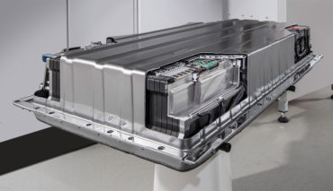 Elektroauto-Batteriezellfertigung